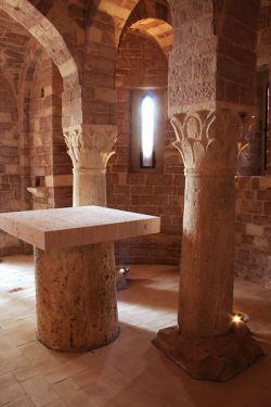 San Masseo, la cripta, XI sec.
