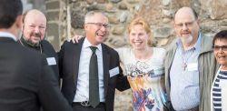 Una foto dell'incontro a Bossey (Svizzera)