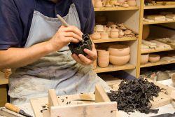 les poteries en grès de Bose