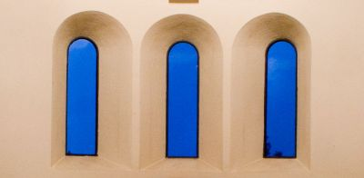 14 06 09 Bose chiesa abside finestre