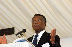 Pastor Samuel Kobia, General Secretary of the WCC