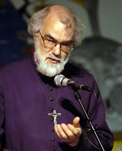 ROWAN WILLIAMS, Arcivescovo di Canterbury