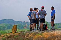 ...La Comunidad dedica una gran amistad a los scouts...