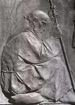 Salisburgo, Konrad da Parzham, bronzo, 1955-1958