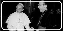 Paolo VI e Alberto Ablondi