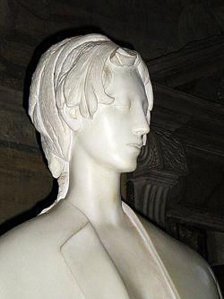 Marbre blanc, Villa Clerici  - MI