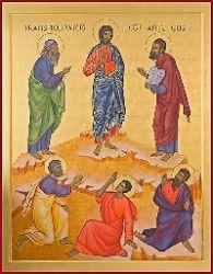 Ler mais: Transfiguração do Senhor  - 2011