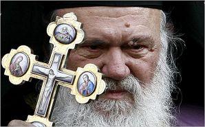 sua Beatitudine l'Arcivescovo di Atene e di tutta la Grecia Hieronymos II