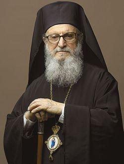 Demetrios, + archbishop of America