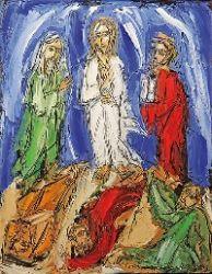 Ler mais: Transfiguração do Senhor - 2012