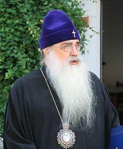 Metropolita FILARETE, Esarca patriarcale di Bielorussia