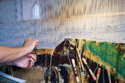 tapisseries de Bose, août 2006
