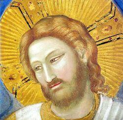 GIOTTO, Rosto de Cristo