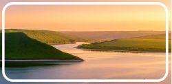 fiume Dniester, Ucraina