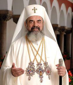 + Daniel, patriarch of the Romanian Orthodox Church