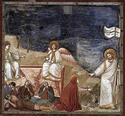 GIOTTO, Résurrection