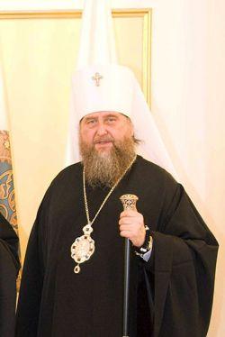 + ALEKSANDR, metropolitan of Astana and Kazachstan