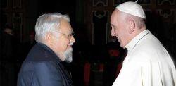Papa Francesco e fr. Enzo Bianchi