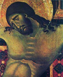 1268-1271, Arezzo  -  Détrempe
