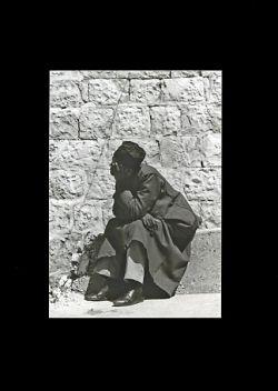 Jeruslam, young man in meditation
