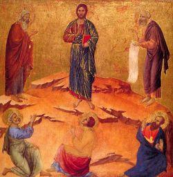 DUCCIO DI BONINSEGNA, Transfiguração