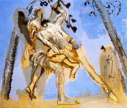 Oil on canvas, 46x55 cm - 1995