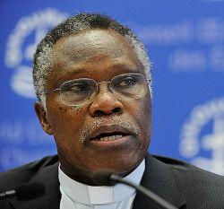 Pastor Samuel Kobia