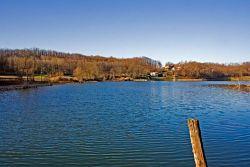 o lago de Bertignano
