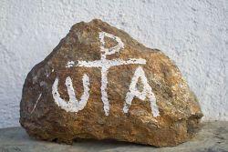 pierre peinte