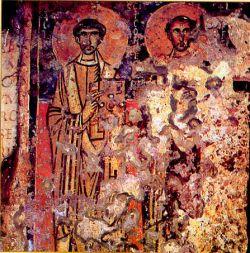 CIPRIANO E CORNELIO, catacombe di san Callisto